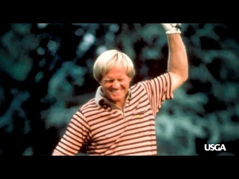 USGA Golf Journal: Iconic Venues, Nicklaus Victories
