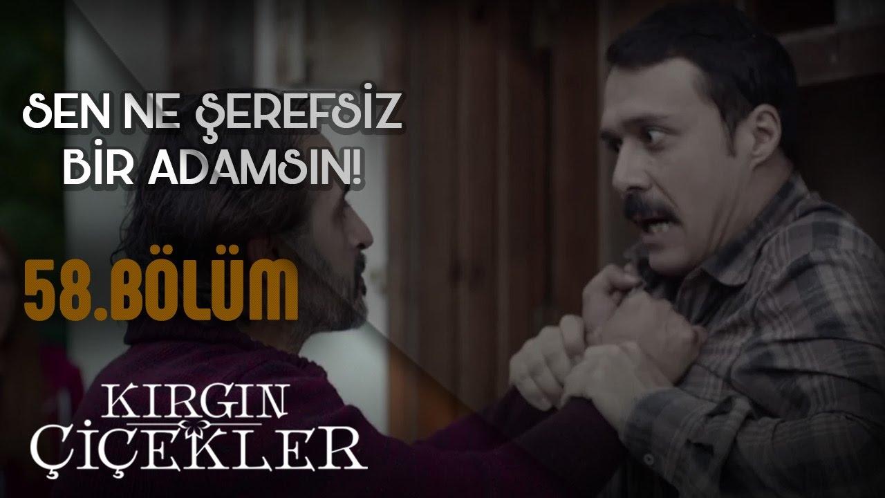 Kırgın Çiçekler 58.Bölüm - Sadullah Kemal'den hesap soruyor!