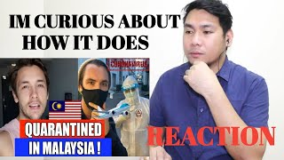 Reaction From London to Malaysia