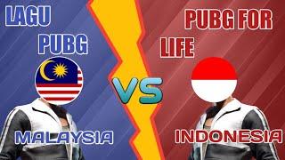 "Lagu Pubg ""MALAYSIA VS INDONESIA""(full fersion)"