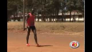 Дэвид Рудиша готовиться к Олимпийскому сезону 2012