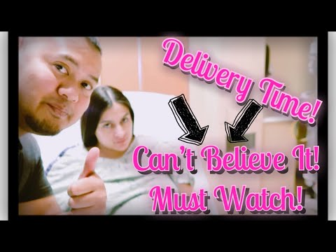 Official Most Emotional Labor & Delivery ! Its a girl! Birth Vlog