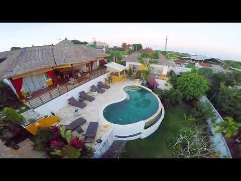 Villa avec magnifique jardin exotique - BALI