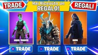SKIN REGALO TO WHO WINS IN MY PRIVATE SERVER LIVE FORTNITE ITA