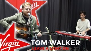 Tom Walker - Leave A Light On (Live in the Red Room)