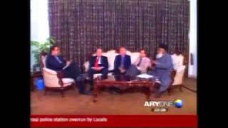 Dr Israr Ahmad Speaking Truth About Hazrat Mirza Ghulam Ahmad Qadiani A.flv