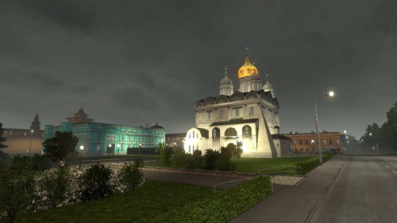 Ets 2 Rus Map 1 6 3 Moskow Kolomna 1 23