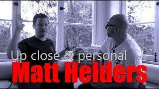 Up Close & Personal with Matt Helders