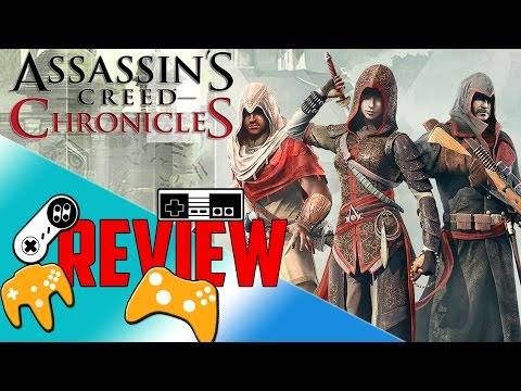 Review: Assassin´s Creed: Chronicles - (Xbox One) [HD]