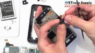 Samsung Galaxy S5830 / S5830i (Galaxy Ace)Disassemble/Take Apart/Tear Down/Repair Video