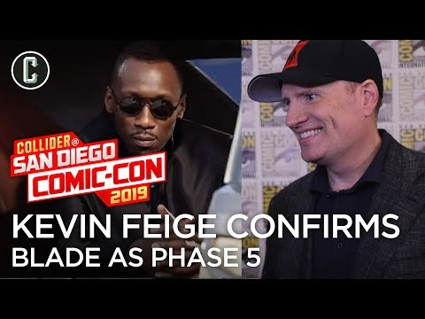 Marvel's Kevin Feige Says Blade Reboot Is Not Part of Phase 4