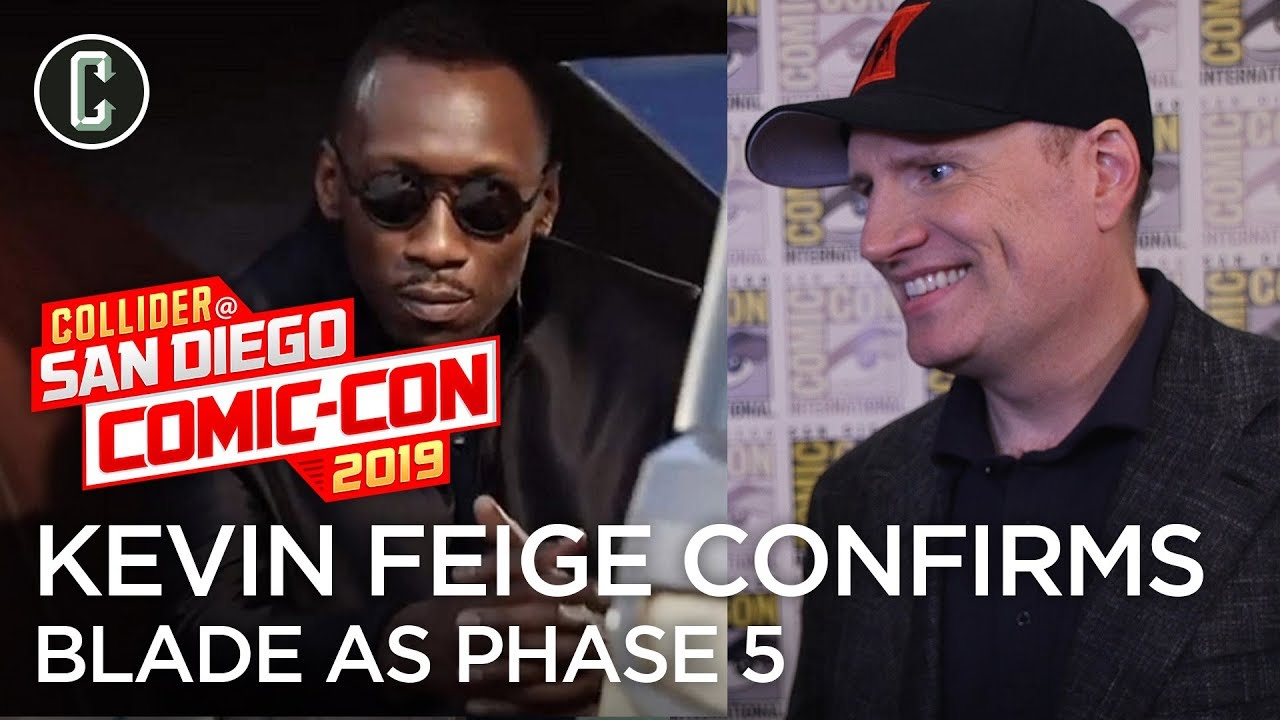 Marvel Phase Four Movies Confirmed by Kevin Feige