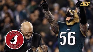 Philadelphia Eagles Are Going To The Super Bowl! | Sports Hounds