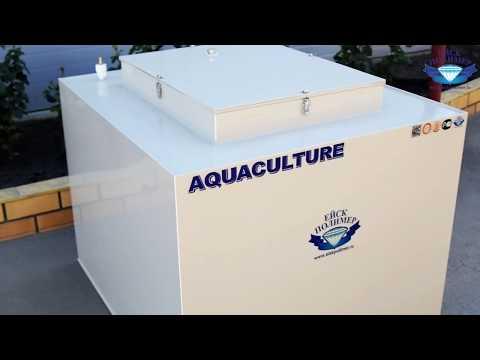 Контейнеры для транспортировки живой рыбы SDK