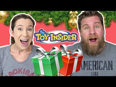Toy Insider 2018 Holiday Box - Early Christmas Presents Mp3