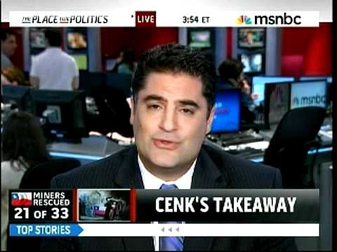 We Need Campaign Finance Reform NOW: Cenk on MSNBC