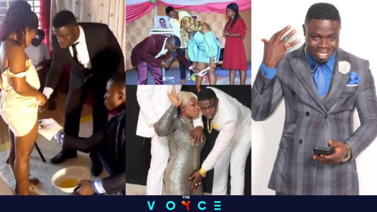 Download Pastor Blinks breaks silence on shaving church members tonga in church