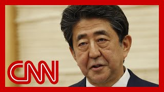 Shinzo Abe resigns as Japanese prime minister