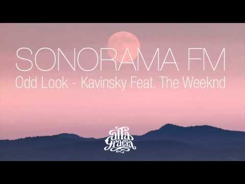 Odd Look - Kavinsky Feat. The Weeknd