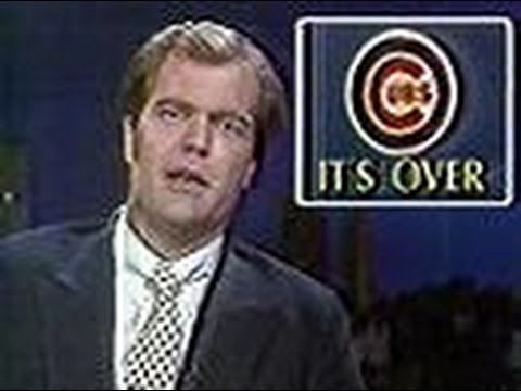"""WMAQ Channel 5 - 10pm News - """"The Cubs' Season: It's Over..."""" (1982)"""