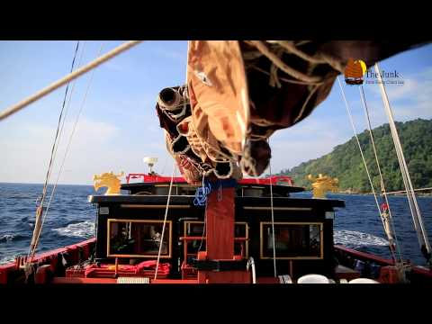 the Junk 2014 promo Thailand Liveaboards Phuket Similan Islands