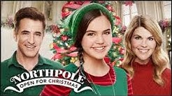 Northpole Open for Christmas 2015 ✰ Hallmark Movies 2016