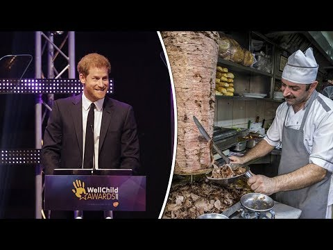 Prince Harry reveals common snack he has NEVER eaten