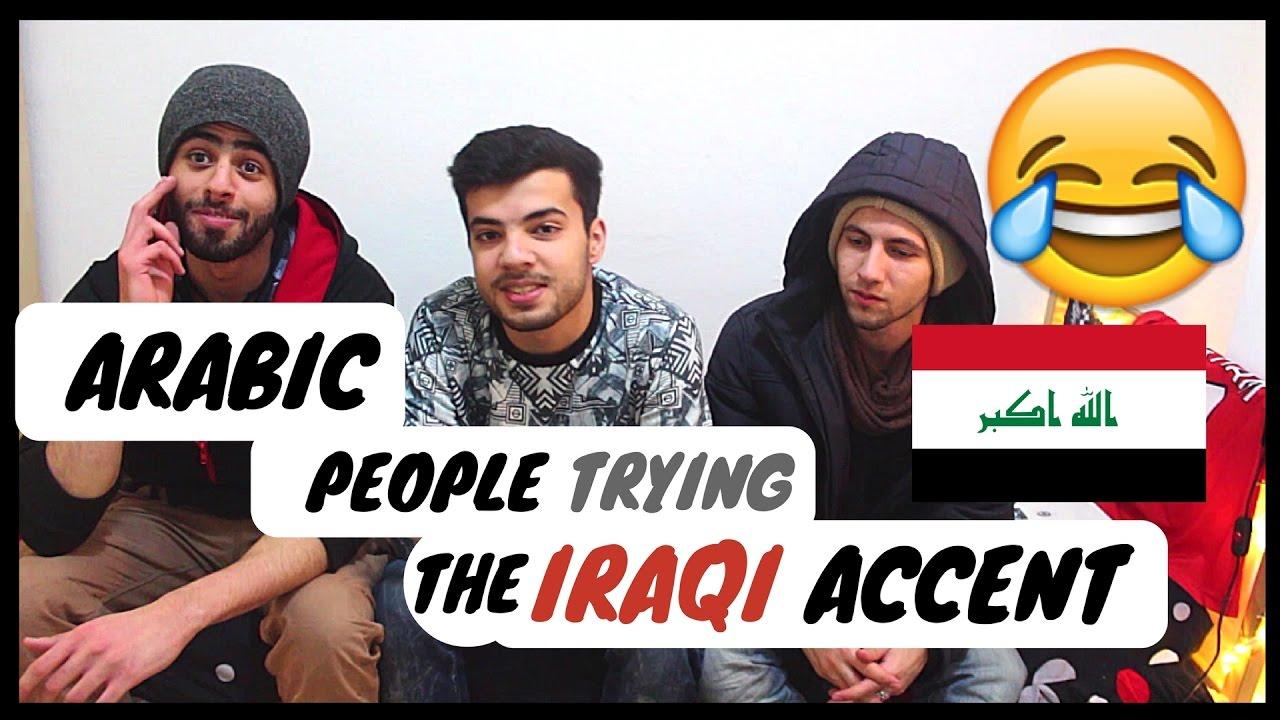 accent on iraq arabic edition