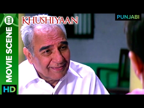 Kulbhushan Kharbanda makes a deal with his grandson