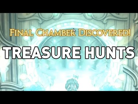 FFXIV: Treasure Hunts - Content You May Have Missed