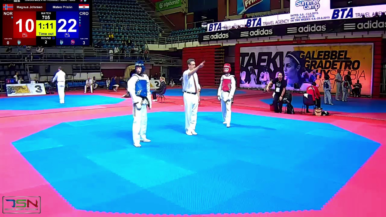 705 Mateo Prislin, CRO vs Magnus Johnsen, NOR 35 15