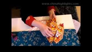 Repeat youtube video How to Make Chinese Lantern
