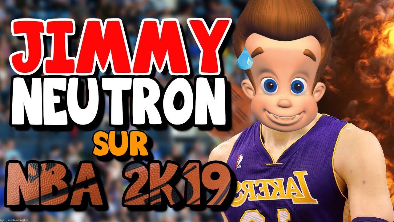 Jimmy Neutron Max