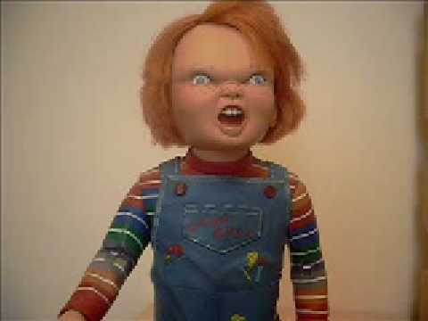 Talking Chucky Doll Youtube