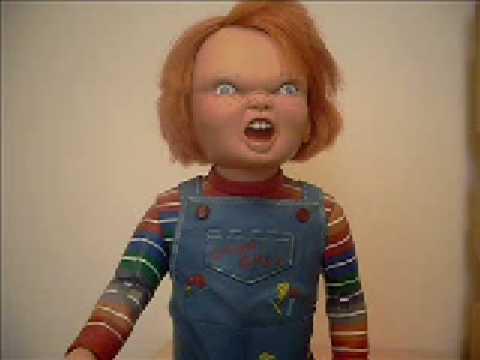 Chucky Puppe