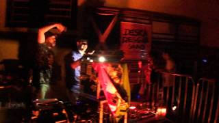 RANKING JOE (Jamaica) +  DESKAREGGAE (BH) - 13 de 17