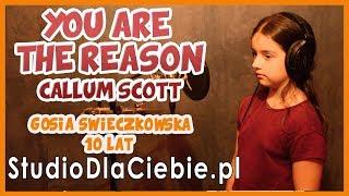 You Are The Reason - Calum Scott (cover by Gosia Świeczkowska) #1220