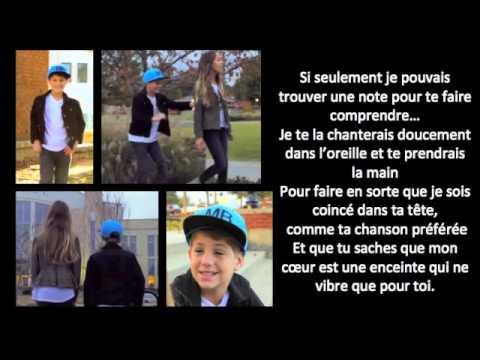 Stereo Hearts - MattyB et Skylar Stecker - Traduction Française