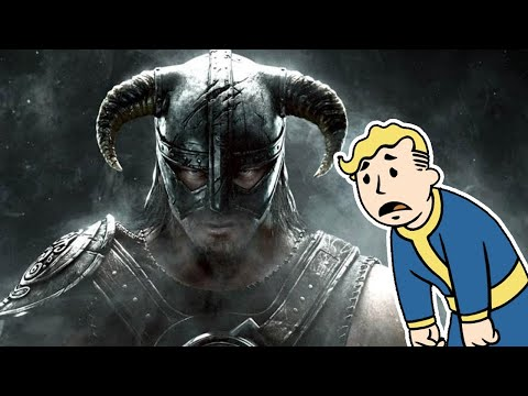Why The Elder Scrolls Will Always Be Better Than Fallout