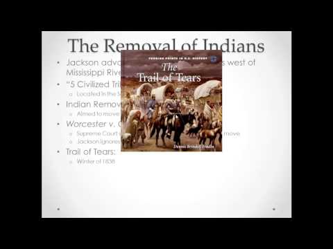 APUSH: American History Chapter 9 Review Video