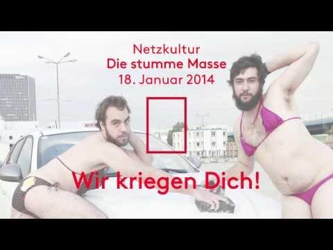 "Netzkultur ""Die stumme Masse"" 18. Januar 2014"