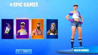 *NEW* FREE ITEMS NOW in Fortnite.. (14 Days of Summer)
