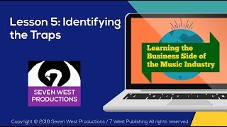 Lesson 5 Identifying the Traps - Part 1