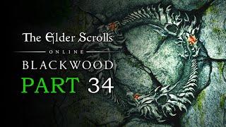 Elder Scrolls Online BLACKWOOD Playthrough | Part 34 | Heroes of Blackwood