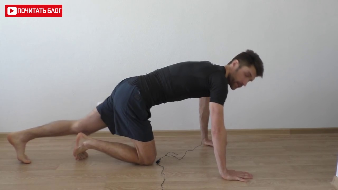 6 упражнений для похудения