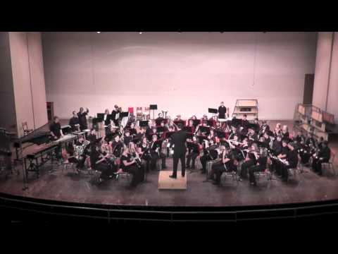 The Great Locomotive Chase - Austin High School Concert Band - Robert W. Smith