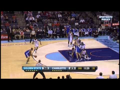Warriors 2012-13: Game 21 vs Bobcats (12-10-2012) | David Lee ( 25 pts, 11 reb )