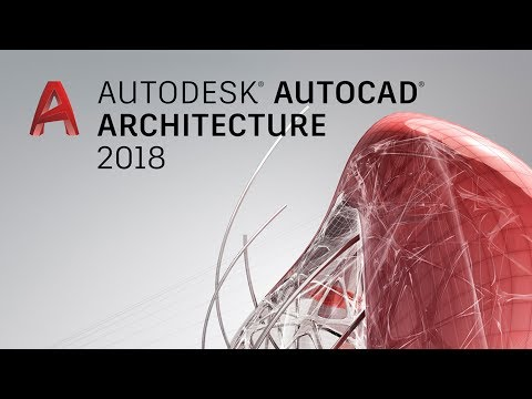 AutoCAD Architecture 2018 GER #Anfänger Guide