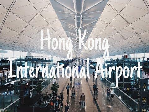 My Airport Experience #2 | Hong Kong International Airport (HKG) - HKIA