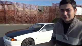 Мини обзор  Nissan Skyline R32 GT R RB26DETT 350 500л с    Жорик Ревазов Блог